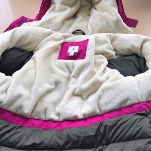 Lands' End Jackets & Coats - Lands End Kids XL 16 Down Coat Fits S Women